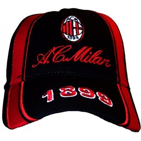 cappellino MILAN prodotto ufficiale (NERO)