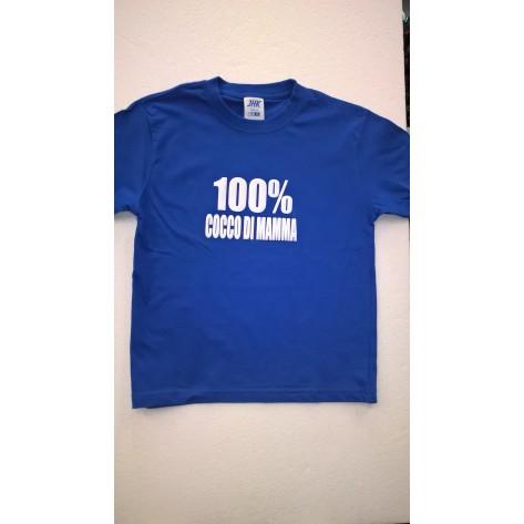 maglietta 100% COCCO DI MAMMA