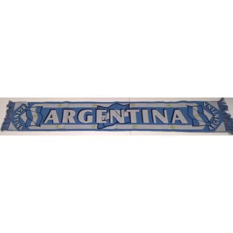 sciarpa jacquard ARGENTINA-White