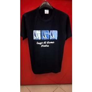 maglietta LAGO DI COMO