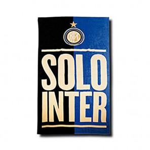 telo mare INTER 100 X 180 prodotto ufficiale