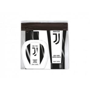 Kit-Viaggio-Sport-Juventus-Prodotto-Ufficiale-Doccia-Shampoo-Deodorante-100-ml