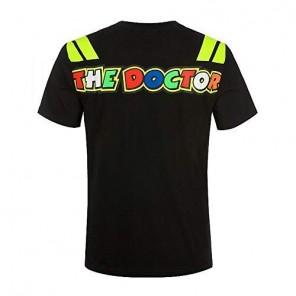 VR46 T-Shirt Valentino Rossi Ufficiale Uomo Adulto Maglia Maglietta The Doctor