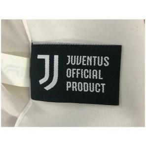 Juventus F.C. BANDIERA JUVENTUS NUOVO LOGO JJ PRODOTTO UFFICIALE 100x140 (nero)