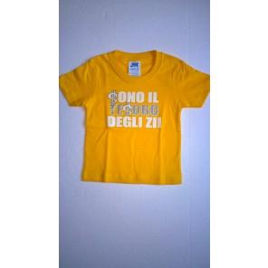 maglietta SONO IL TESORO DEGLI ZII